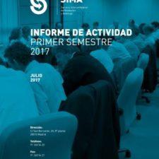 portada informe actividad 2017